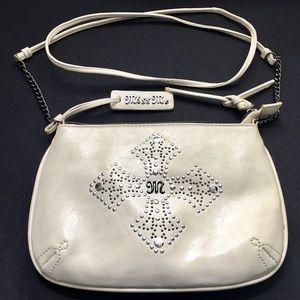 Cool Miss Me cross-body purse!